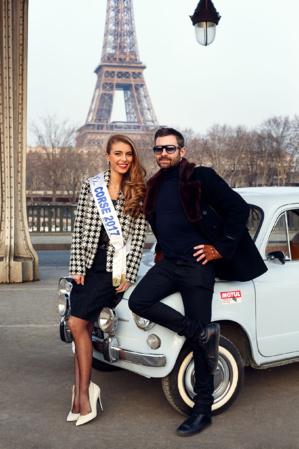 Tour de France Historique : Avec Eva Colas, première dauphine de Misss France