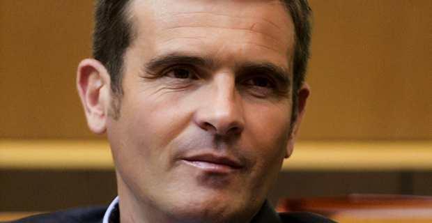 Jean-Martin Mondoloni, conseiller territorial et président du groupe de droite « Per l'avvene » à l'Assemblée de Corse.
