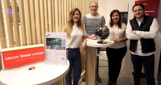 Linea Voyage et Atelier Voyages unis pour de nouvelles destinations