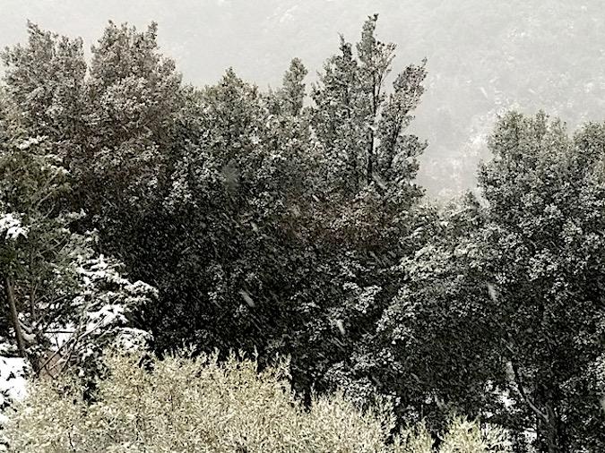 Après la neige, la pluie : La Corse en vigilance jaune pluie-inondation