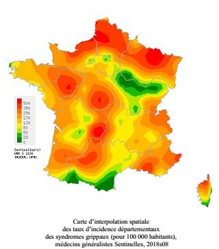 Santé : La grippe bien installée en Corse