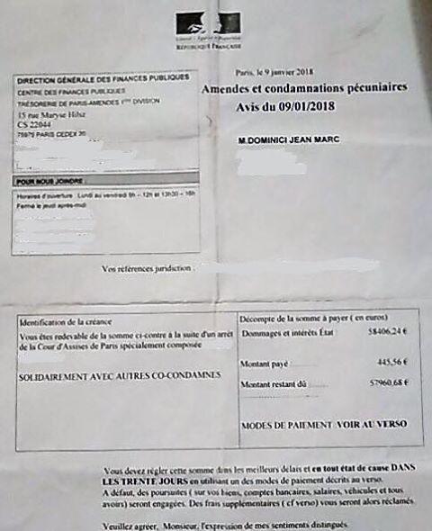"""""""Des pressions financières, psychologiques et politiques"""""""