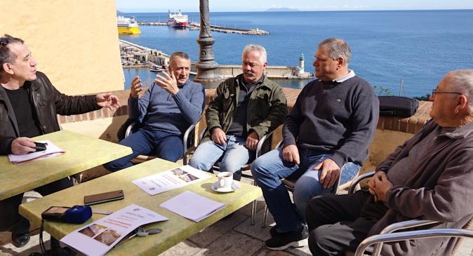Bastia : Un plan pour sauver la lauze de Corse