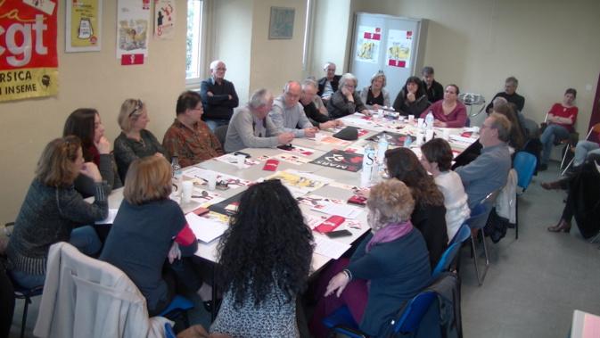 Journée internationale de lutte pour les droits des femmes : La CGT réclame l'égalité salariale femmes/hommes