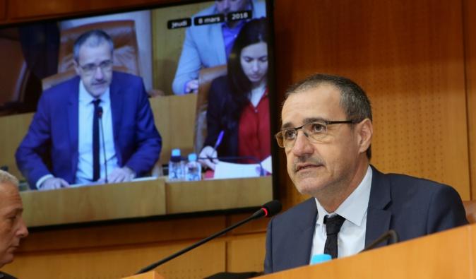 La séance de l'Assemblée présidée par Jean-Guy Talamoni s'est concentrée sur la révision constitutionnelle.