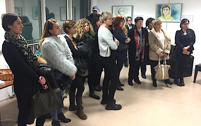 Ajaccio : 9 femmes d'exception célébrées au Centre U Borgu