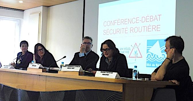 La sécurité routière sur le devant de la scène à l'IRA de Bastia