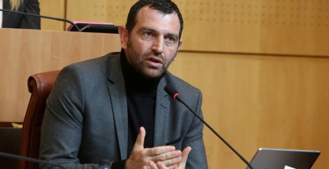 Jean-Charles Orsucci, président du groupe Andà per dumane et maire de Bonifacio.