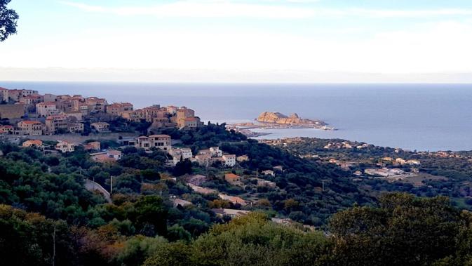 La photo du jour : Monticellu, vue imprenable sur Lisula