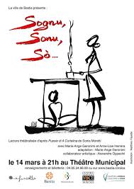 Bastia : Le rêve passe ce mercredi au théâtre municipal