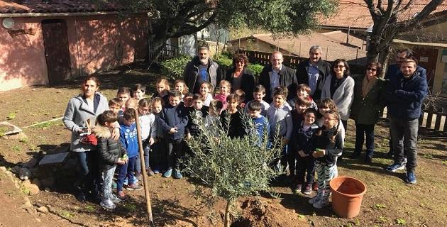 Ajaccio : L'Ecole Notre-Dame de l'Assomption lieu d'apprentissage des valeurs du développement durable