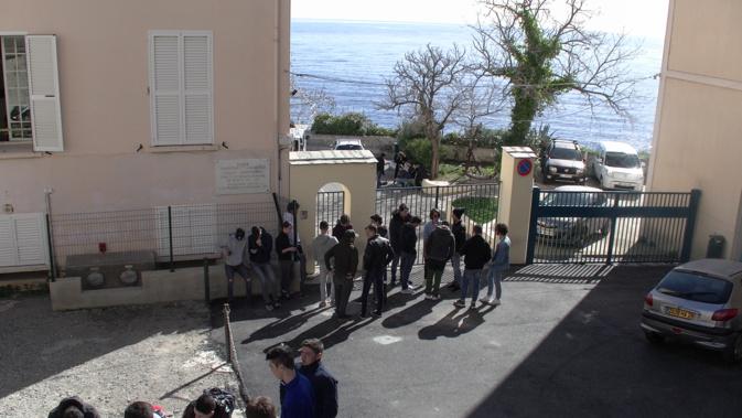 Bastia : Le lycée maritime a le vent en poupe !