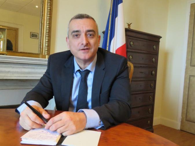 Bastia : Hervé Doutez nouveau directeur de cabinet du préfet de Haute-Corse