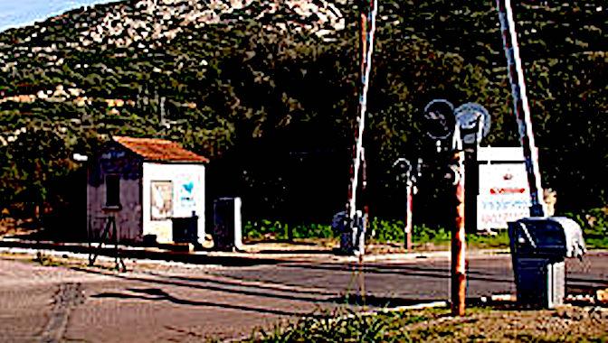 Collision train-auto à Sant'Ambroggio: aucun blessé