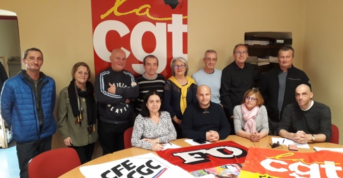 L'appel à la grève lancé vendredi matin par l'UD CGT de la Haute-Corse