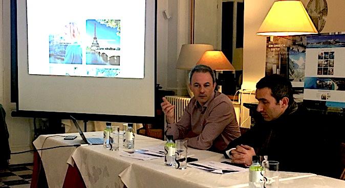 Air Corsica propose la réservation d'activités en ligne sur toutes ses destinations