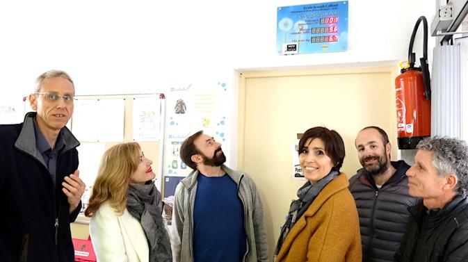 Bastia : Le programme Watty à l'école Calloni pour réduire la consommation d'énergie