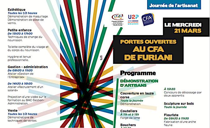 La Haute-Corse participe activement la semaine de l'artisanat