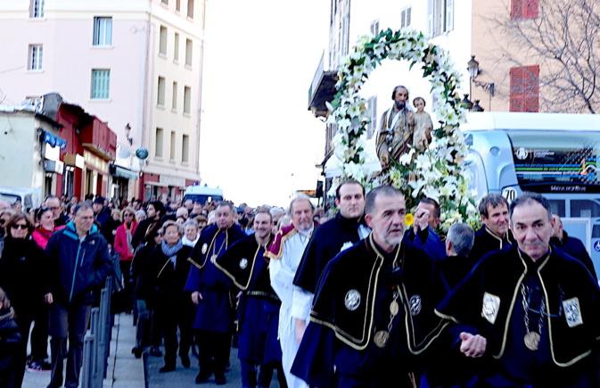 Bastia : Le Soleil revient pour la San Ghjisè