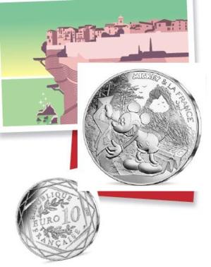 La Corse et la Monnaie de Paris