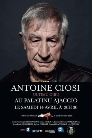 L'Ultimu giru d'Antoine Ciosi passe par Ajaccio