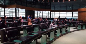 Fabienne Giovannini élue présidente de l'Office public de l'Habitat de Haute-Corse