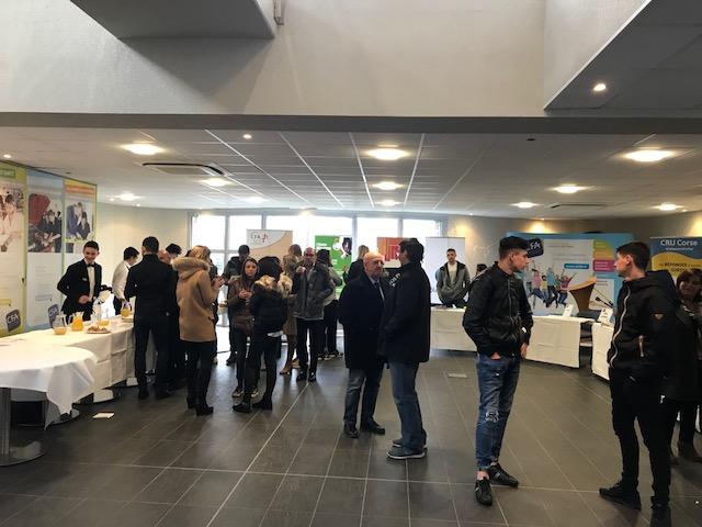 Artisanat et apprentissage : Le CFA de Haute Corse a ouvert ses portes au public