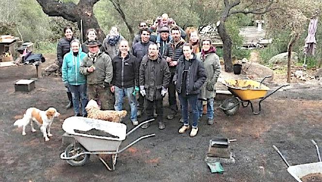 Une famille insulaire lance un appel au don après avoir tout perdu