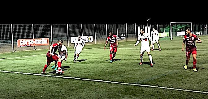 Au match aller, déjà, le FC Bastia-Borgo l'avait emporté