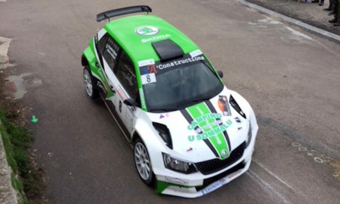6e rallye di u Paese Aiaccinu : La passe de trois pour Paul-Antoine Santoni