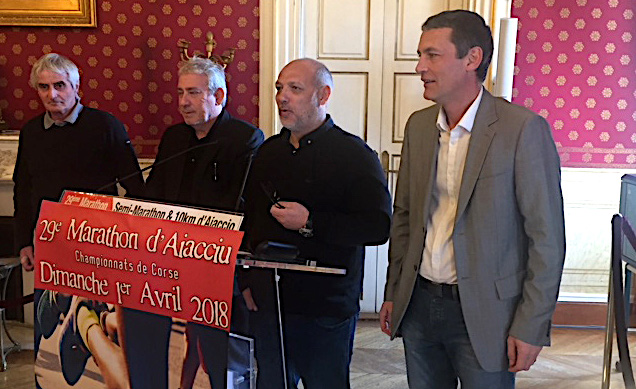 29e Marathon d'Aiacciu (1er avril) : La route des Sanguinaires en petites foulées…