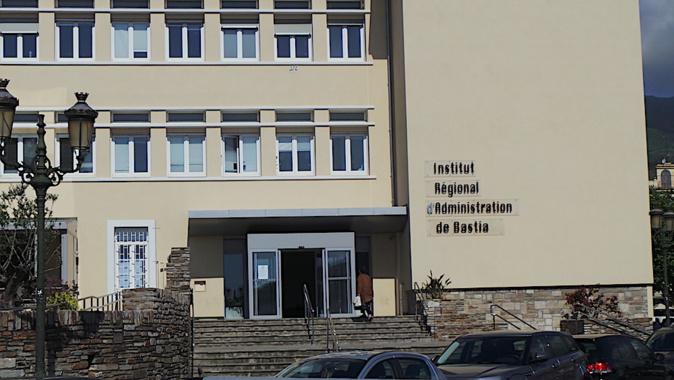 Bastia : Menaces sur l'Institut régional d'administration