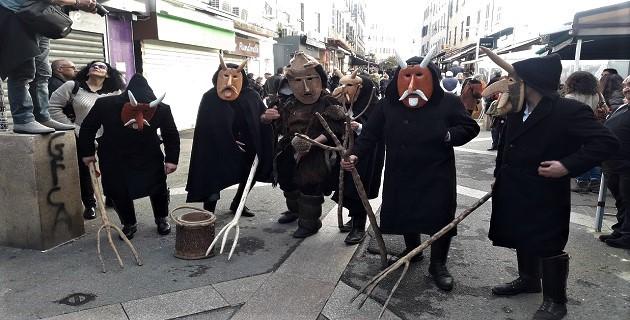 Le Carnaval sarde fait sensation à Ajaccio