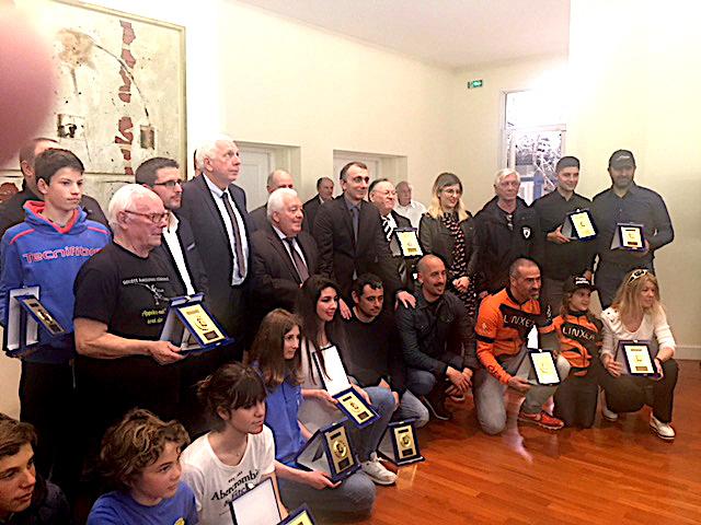 XXIIe Mouflons d'Or : Le Comité Olympique Corse a fêté ses lauréats