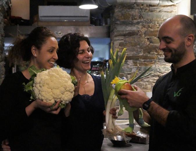 Bastia : Deuxième bougie soufflée pour le resto VG