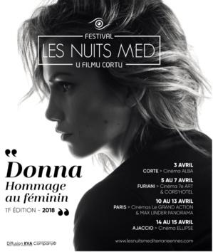 La 11ème édition du festival  « Les Nuits Med di u filmu cortu » débute à Corte