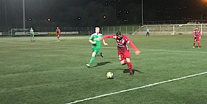 Football N2 : Un solide Vincensini (FCBB) sur le chemin de Croix !