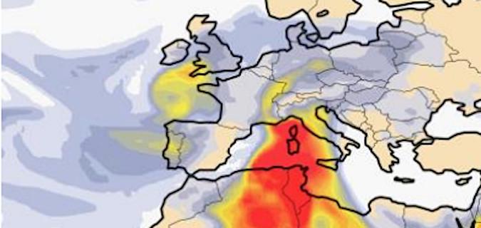 Particules en suspension sur la Corse : Qualitair prévoit et prévient