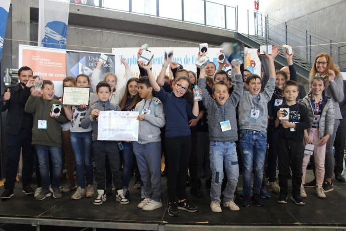 """Corte : 200 participants aux """"Trophées scientifiques de Corse"""""""