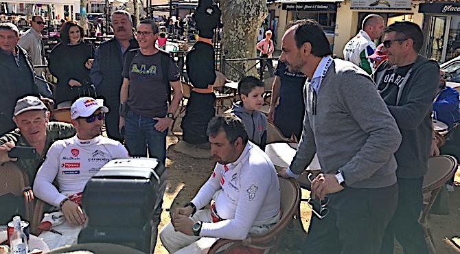 Le Corsica Linea Tour de Corse 2018 fait sensation à L'Ile-Rousse
