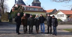 Patrimoniu- Bechtolsheim : Un jumelage sur fond de vignoble, de San Martinu et d'armistice