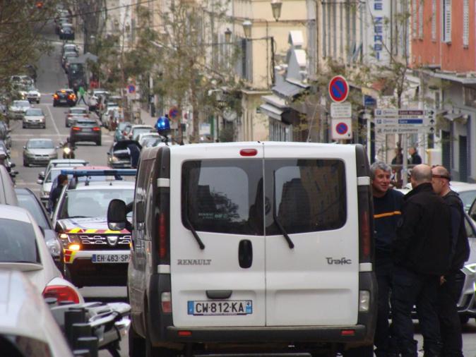 Bastia : Le boulevard Paoli bloqué pendant plus d'une heure