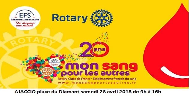 « Mon sang pour les autres », une action de grande envergure le 28 avril place du Diamant