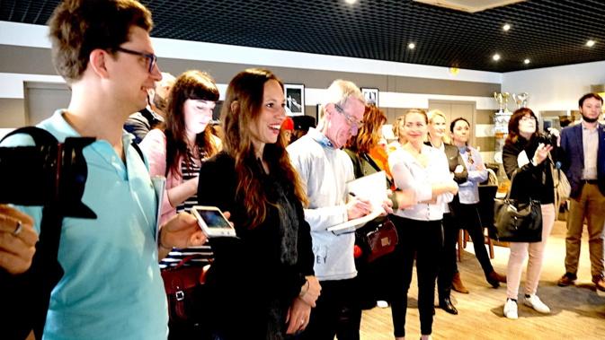 Journalistes et blogeurs européens à la découverte de la Corse et de ses spécialités gastronomiques et culinaires