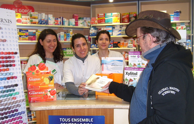 Gérard Lombart : Une belle leçon de courage