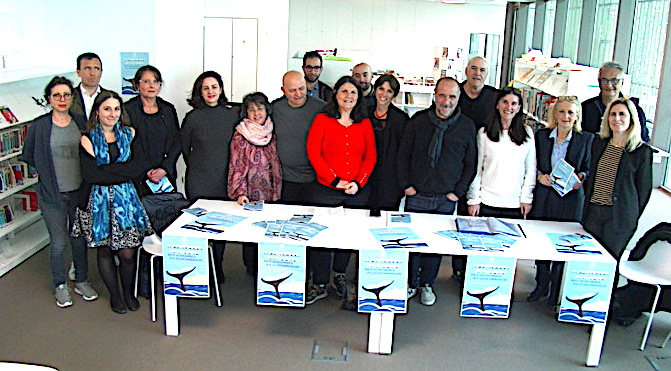 """Organisateurs et partenaires ont présenté """"A settimana di u libru"""""""