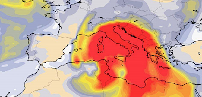 Pollution aux particules fines sur la Corse : Persistance du dépassement de seuil d'information et de recommandation