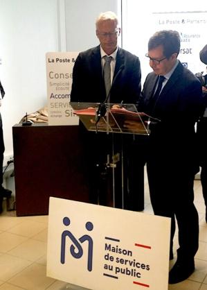 La Maison de services au public de Sari-Solenzara inaugurée