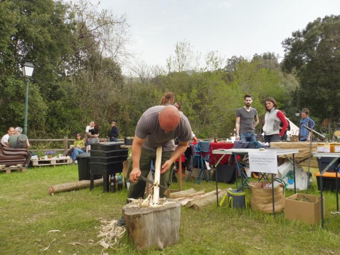 Barrettali, un Troc jardin réussi