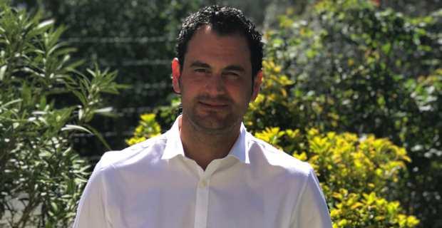 Jean-Michel Mosconi, co-fondateur et président du mouvement « La Corse pour tous », un mouvement de droite régionaliste.